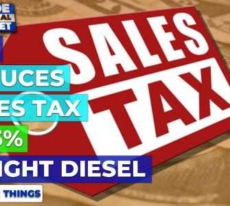 FBR reduces sales tax by 5% in light diesel | Top 5 Things | 10 Jun 2021 | Inside Financial Markets
