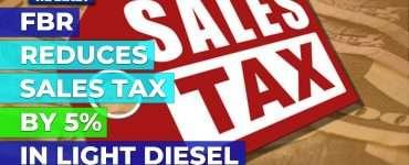 FBR reduces sales tax by 5% in light diesel   Top 5 Things   10 Jun 2021   Inside Financial Markets