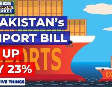 Pakistan's Import Bill is Up by 23% | Top 5 Things | 16 Jun 2021 | Inside Financial Markets