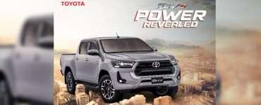 Indus Motors unveils Toyota Hilux REVO - Inside Financial Markets