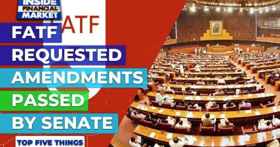 FATF requested amendments passed by Senate | Top 5 Things | 13 July 2021 | Inside Financial Markets