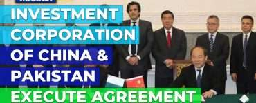 Investment Corporation of China & PAK Execute Agreement   Top 5 Things   14 July 2021   Inside Financial Markets