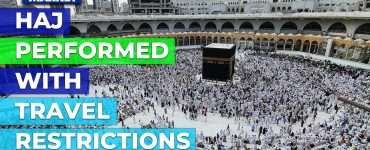 Haj Performed with Travel Restrictions | Top 5 Things | 23 July 2021 | Inside Financial Markets