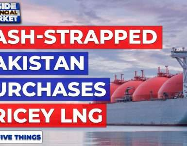Cash-strapped Pakistan purchases pricey LNG | Top 5 Things | 03 Aug 2021 | Inside Financial Markets