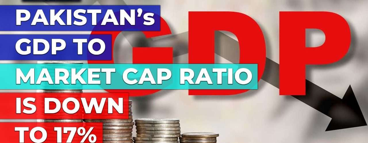 Pakistan's GDP to Market Cap ratio is down to 17%   Top 5 Things   17 Aug   Inside Financial Markets