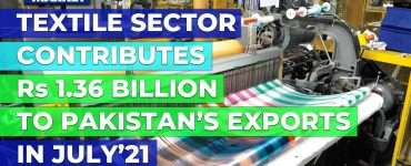 Textile sector contributes Rs1.36Bn to Exports | Top 5 Things | 25 Aug 21 | Inside Financial Markets