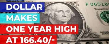 Dollar makes one year high at 166.40/- | Top 5 Things | 26 August 2021 | Inside Financial Markets
