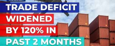 Trade Deficit widened by 120% in Past 2 Months | Top 5 Things | 07 Sep 21 | Inside Financial Markets