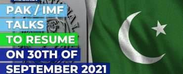 PAK/IMF talks to resume on 30th September 2021 | Top 5 Things | 13 Sep 21 | Inside Financial Markets