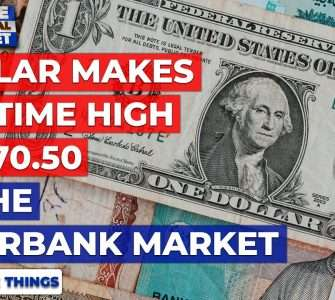 Dollar makes all time high of 170.50 in InterMarket   Top 5 Thing   16 Sep   Inside Financial Market