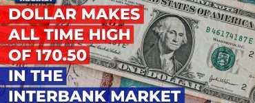 Dollar makes all time high of 170.50 in InterMarket | Top 5 Thing | 16 Sep | Inside Financial Market