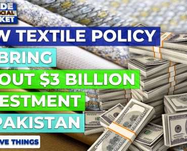 New Textile Policy to bring about $3 Billion investment in Pakistan   Top 5 Things   20 Sep 21   IFM