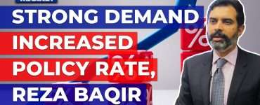 Strong Demand Increased Policy Rate - Reza Baqir | Top 5 Things | 24 Sept | Inside Financial Markets