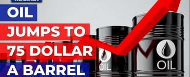 Oil jumps to 75 dollar a barrel | Top 5 Things | 28 September 2021 | Inside Financial Markets