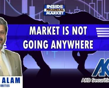Market is Not Going Anywhere   Farid Alam - CEO, AKD Securities   Inside Financial Markets