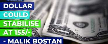 Dollar could stabilise at 155/-, Malik Bostan   Top 5 Things   15 Oct 21   Inside Financial Markets